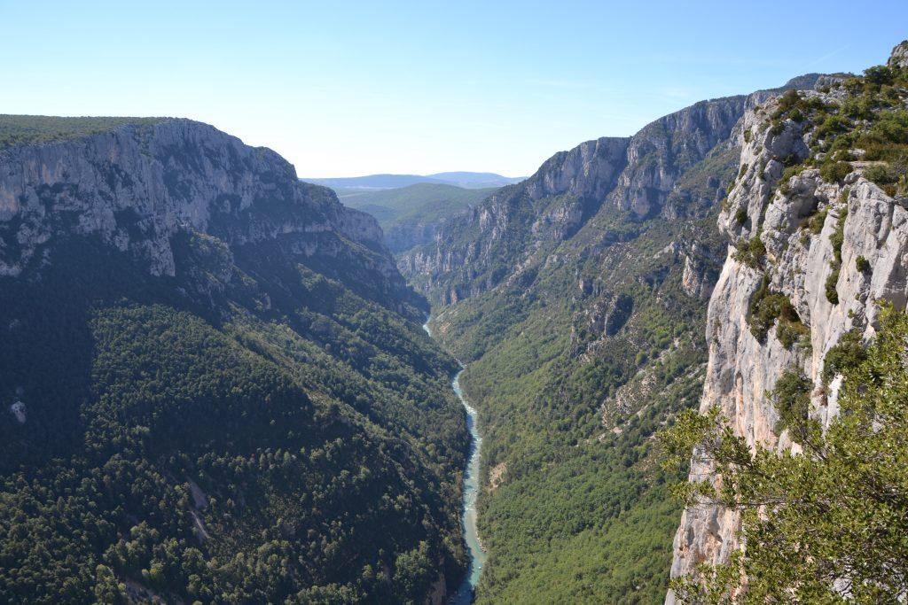 Les Gorges du Verdon, canyon au cœur de la Provence