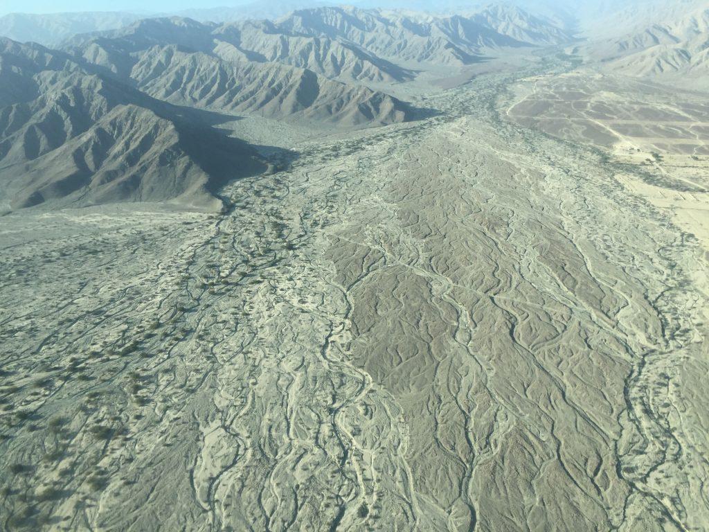 Nazca, sur les traces d'un mystère