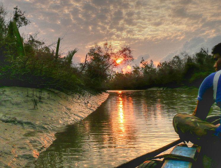 Bangladesh : Sundarbans, les bourgades du tigre