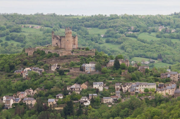 Najac, Aveyron (Photo: Caroline Léna Becker via Flickr)