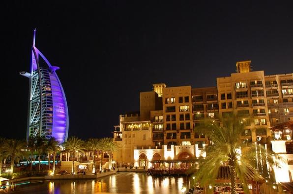 Jumeirah, une douceur orientale à Dubai