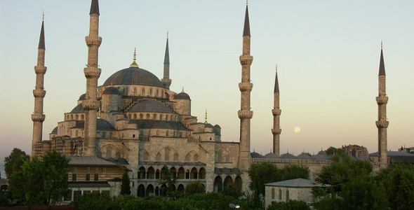 Sainte-Sophie, Istanbul (Photo: Flickr)