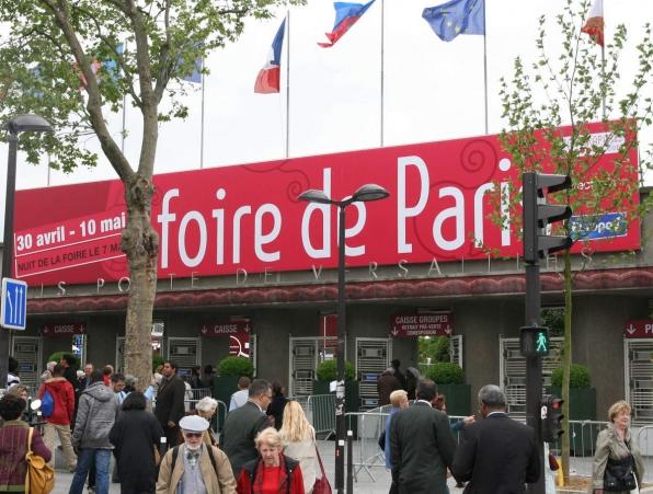 Salons a paris avril mai juin 2016 - Nouveautes foire de paris ...