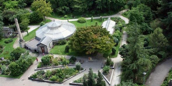 Vacances nature et cotourisme en alsace for Amis jardin botanique