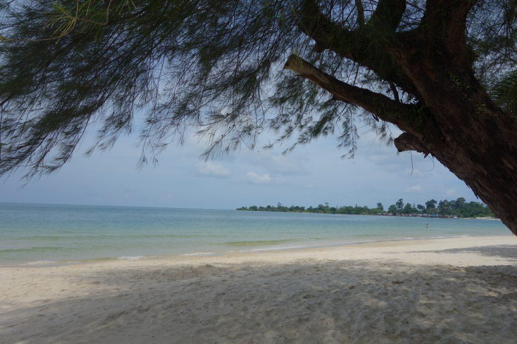 A Sihanoukville, les plages reines du Cambodge