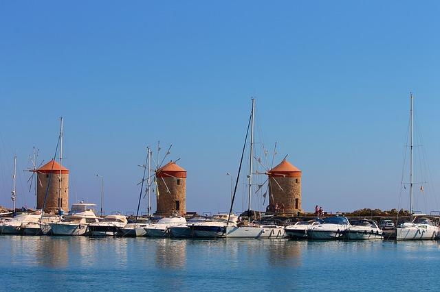 Trouver un séjour pas cher à Rhodes –  où réserver ?