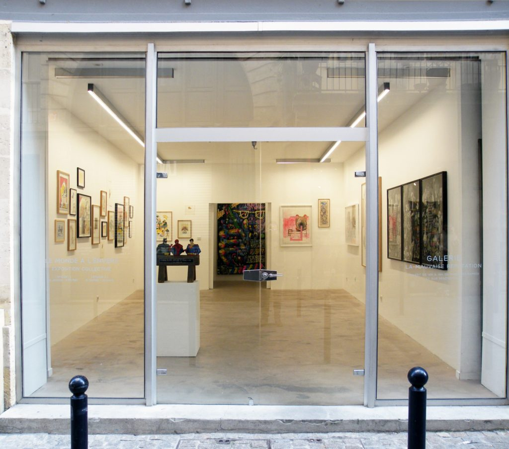 Cinq galeries pour visiter Bordeaux sous le signe de l'art