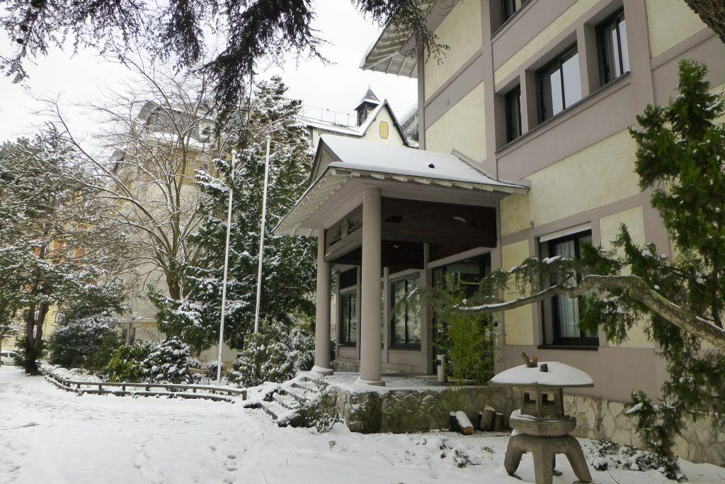 Maison du Japon à la Cité universitaire(c)Evan Bench, flikr