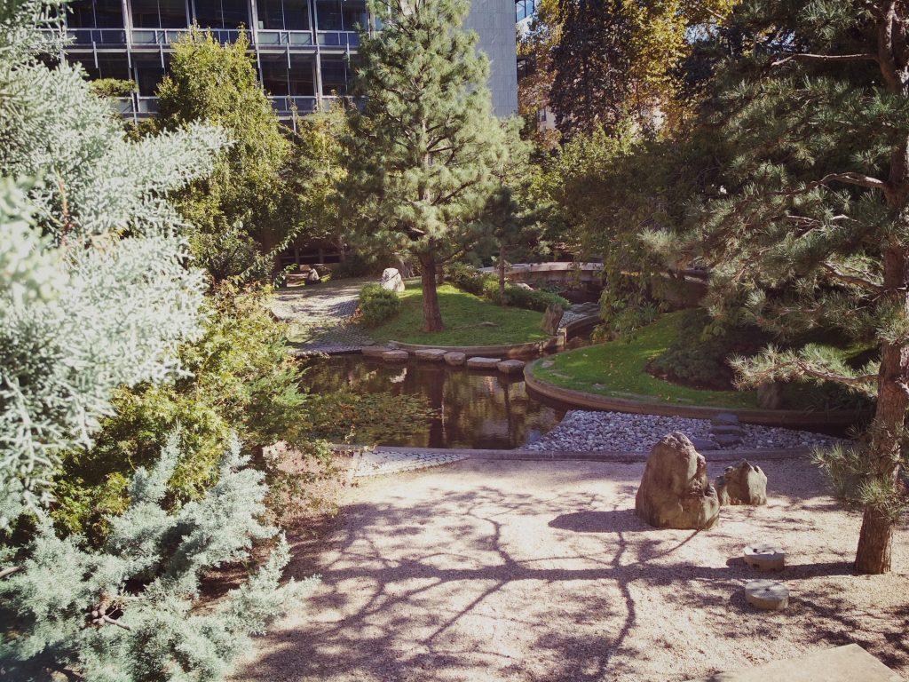 Jardin de l'Unesco(c)Elise Chevillard