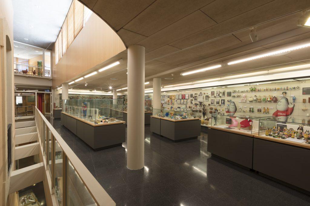 Museu del Joguet de Catalunya/Figueres. Foto: Jordi Puig