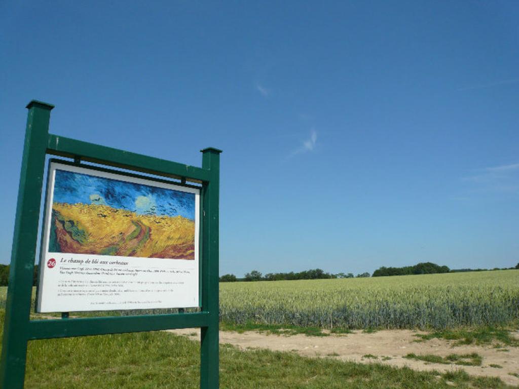 """Office de tourisme d'Auvers-sur-Oise Sausseron Impressionnistes."""""""