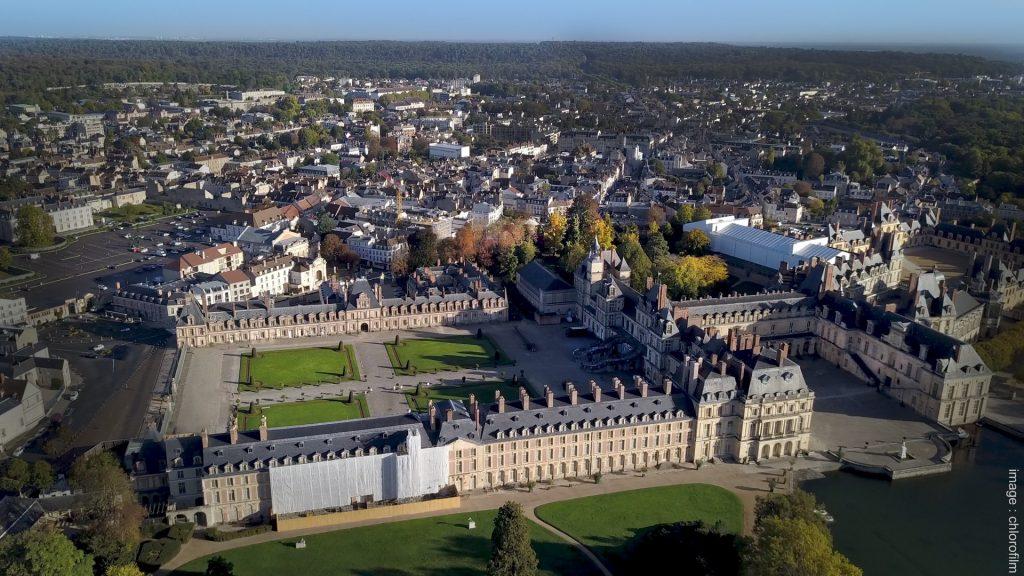 Chlorofilm/Fontainebleau Tourisme