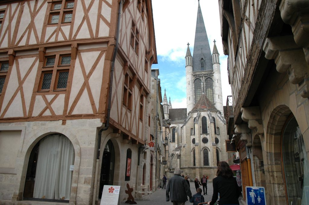 Côte d'Or : Escapade Dijonnaise