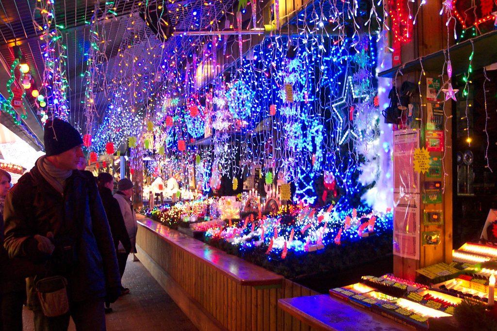 10 charmants marchés de Noël en France