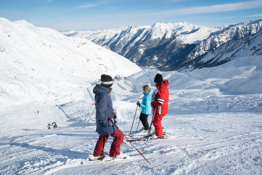 Cinq stations de ski à découvrir dans les Hautes-Pyrénées