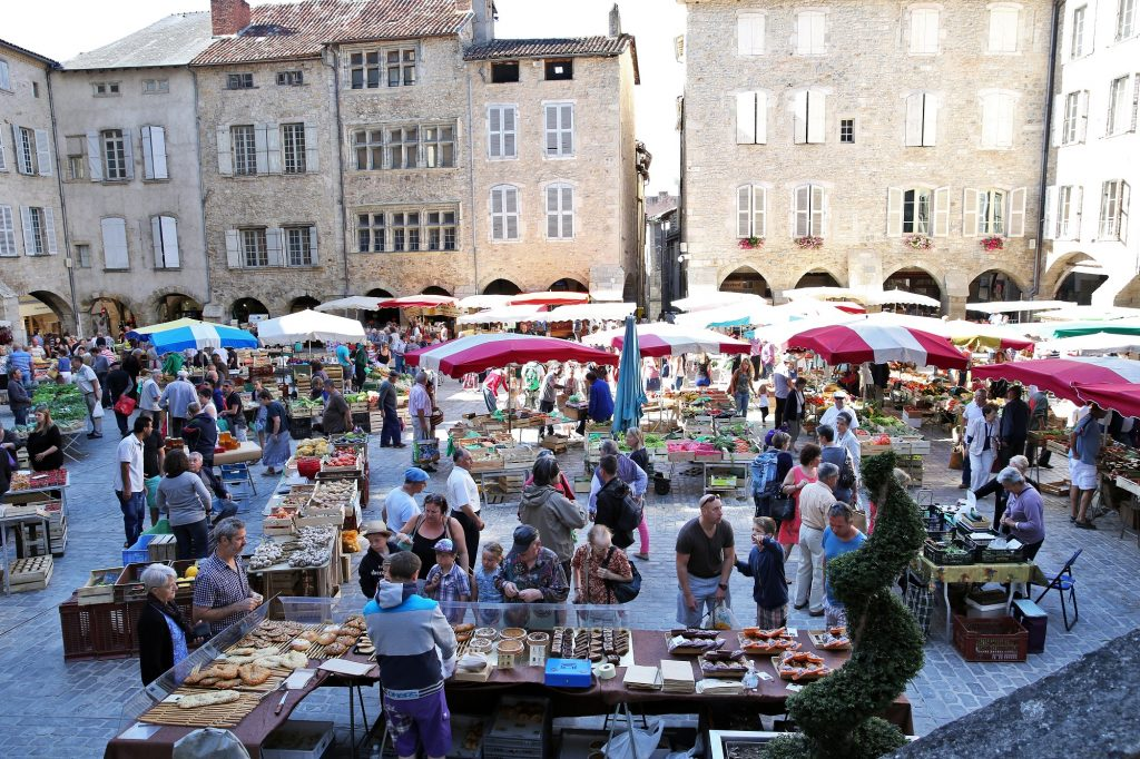 Les 10 marchés les plus charmants en Occitanie