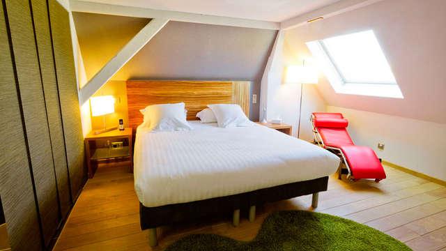 Week-end en Alsace :  5 idées de séjours bien-être