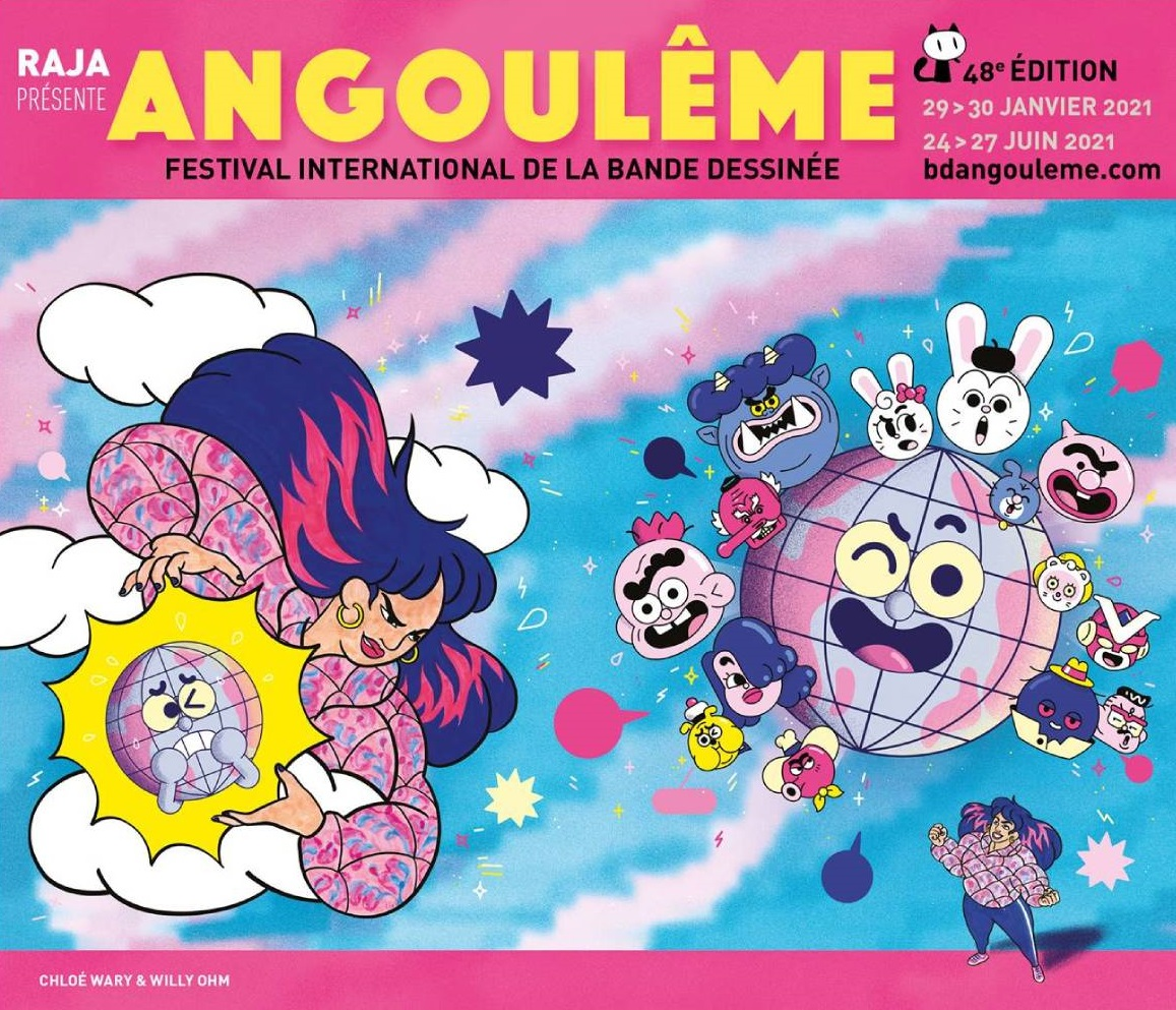 Festival international de la bande dessinée d'Angoulême (DR)