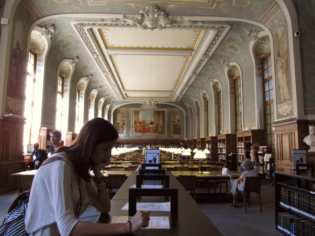 Les 12 plus charmantes bibliothèques en France