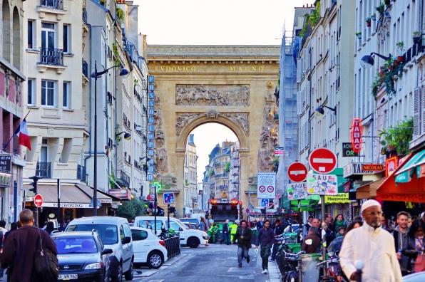 La rue du Faubourg Saint-Denis : poumon gourmand du 10e arrondissement de Paris