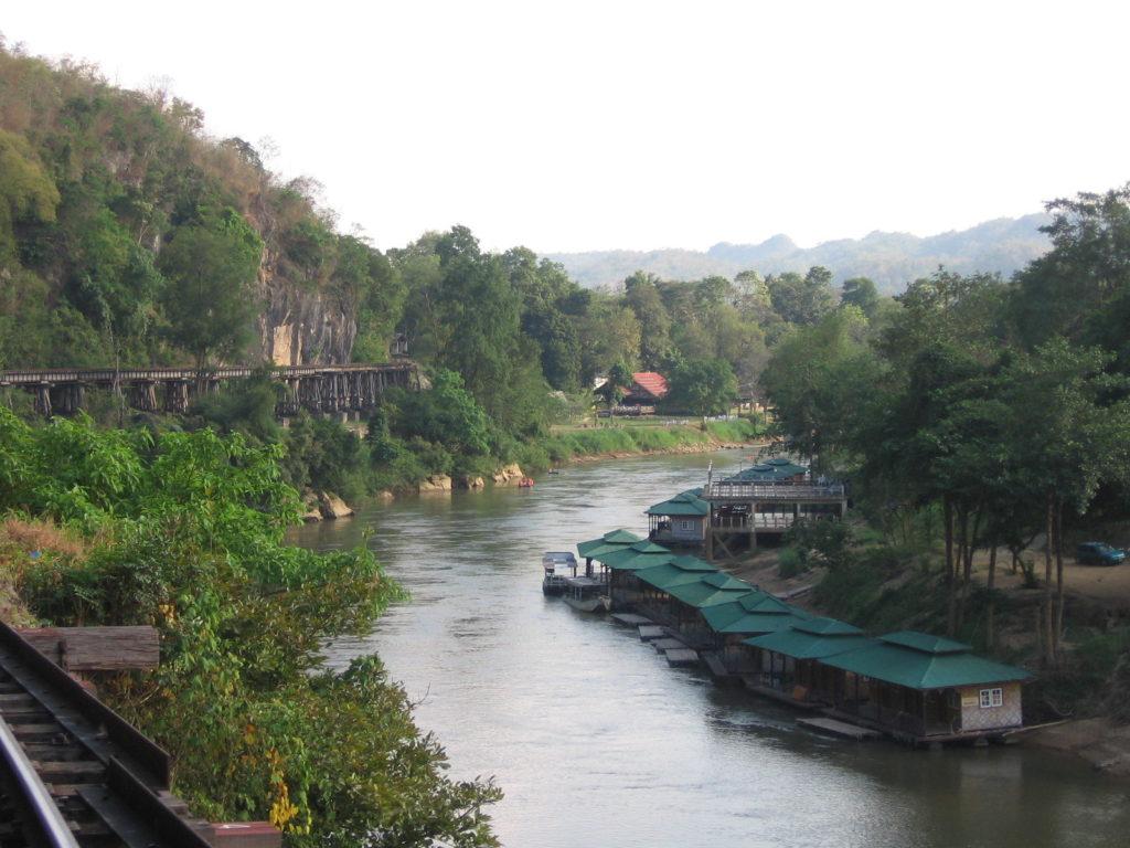 Crédit Photo : saritravels, Death Railway, Kanchanaburi
