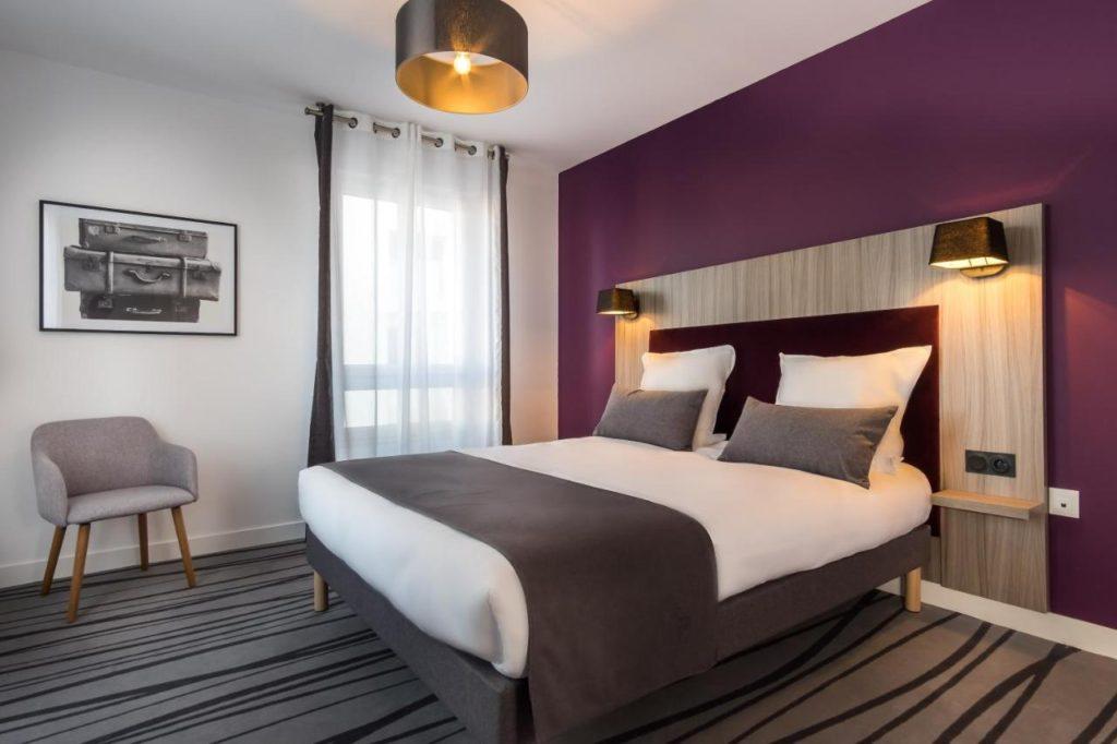 Le Néméa appart'hotel Résidence Le Quai Victor
