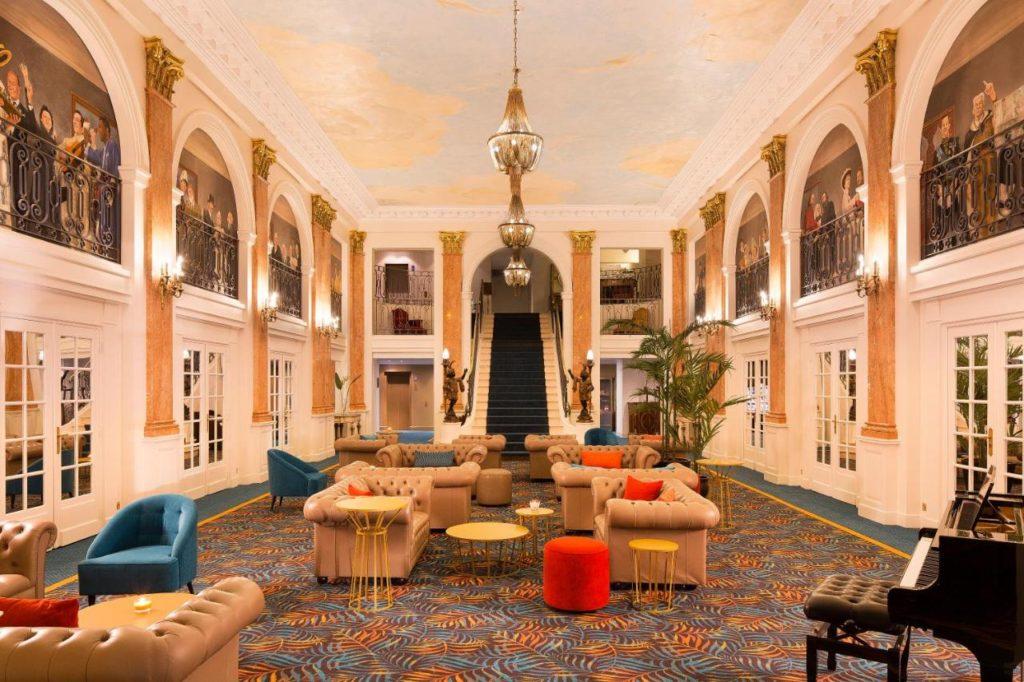 Hôtel 4 étoiles Oceania